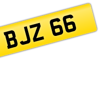 Irish number plates for sale